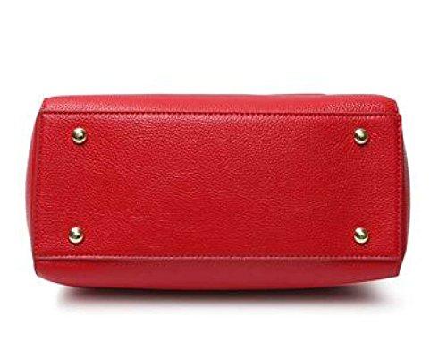 Rosso Sposa Stati Lychee Tracolla Uniti Red Messenger Tendenza Grande 2017 Gli E Grano Borsa Bag Di Europa A Large Nuova Bridesmaid IxzwaZq8f