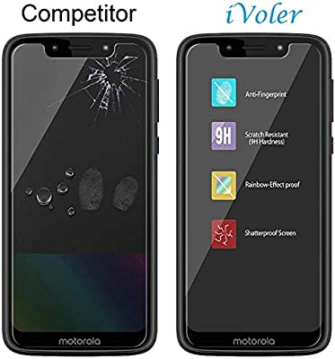 VGUARD [3 Unidades] Protector de Pantalla para Motorola Moto G7 Play, Cristal Vidrio Templado Premium para Motorola Moto G7 Play: Amazon.es: Electrónica