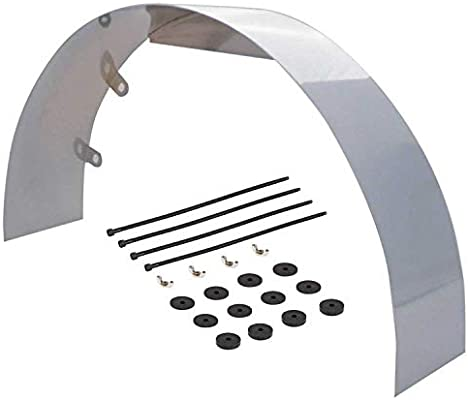 Spectre Performance 4358 5 Chrome Fan Shroud