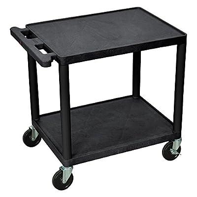 Luxor Black LP Electric Cart