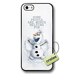 Disney Frozen Quotes Soft Hard(PC) Phone Case; CoverDiy For SamSung Note 3 Case Cover Black