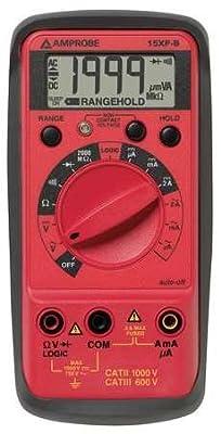 Digital Multimeter, 750V, 2A, 2000 MOhms