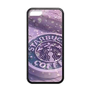 RMGT Starbucks design fashion cell phone case for iPhone 5/5s