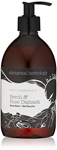 Elemental Herbology Neroli and Rose Body Wash