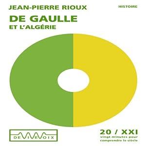 De Gaulle et l'Algérie Speech
