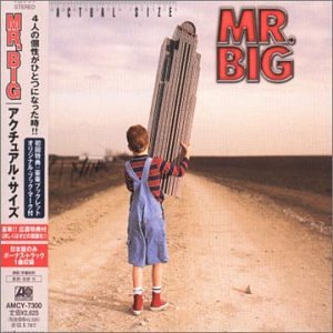 Actual Size - Mr Big