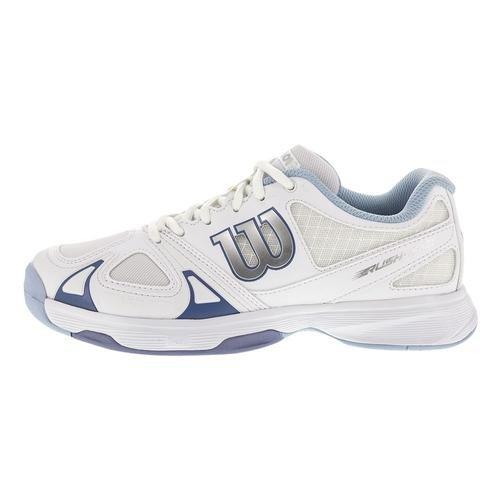 Shoe Evo White Stonewash Womens Wilson Rush Tennis White f7qgxawI