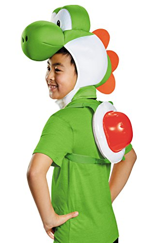 Yoshi Child Costume Kit