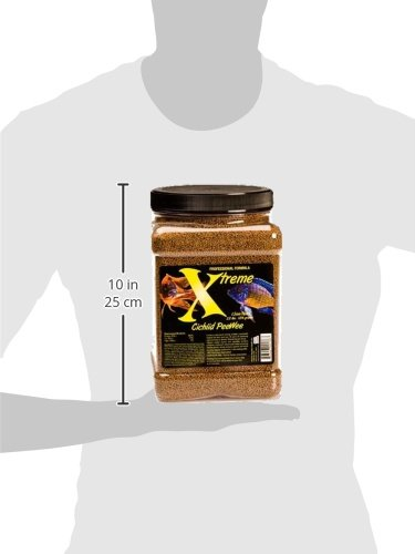 Picture of Xtreme Aquatic Foods 2136-F Cichlid Peewee Fish Food