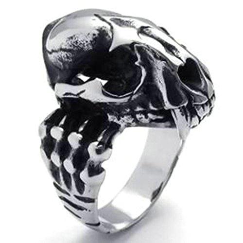stainless-steel-ring-for-men-birds-skull-ring-gothic-black-band-silver-band-25mm-epinki