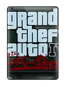 New Grand Theft Auto Tpu Case Cover, Anti-scratch Earurns Phone Case For Ipad Air