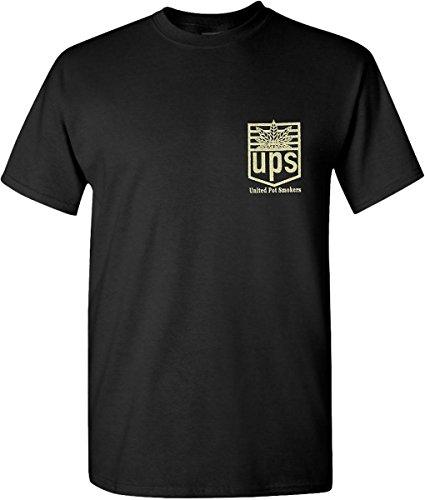 - Marijuana Weed Leaf T Shirts Hip Hop Graphic New Edition (2X-Large, 41_United Pot Smokers)