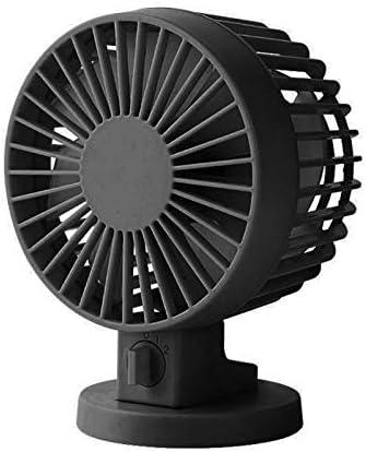 Noiseless Desktop Mini USB Desk Office Fan Silent Fan With Double Side Fan Blades Home Accessories PrinceShop