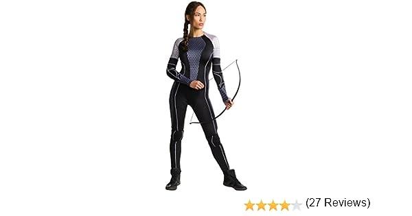 Rubies Disfraz Katniss, de la película Los Juegos del Hambre ...