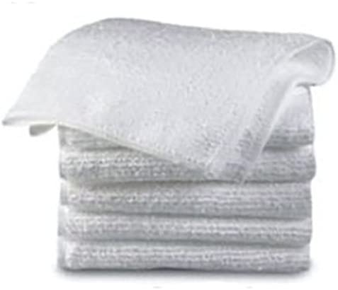 48 Pk Professional Kitchen Restaurant Bar Mops Cotton Dish Hand Towels Set White