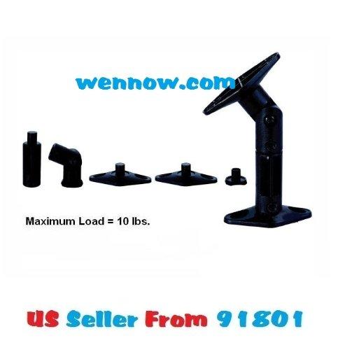 WennoW (5) NEW BLACK Ceiling Wall Home Speaker Brackets Mounts BOSE