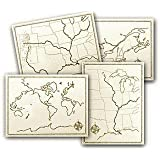 Holling Geography Map Pack