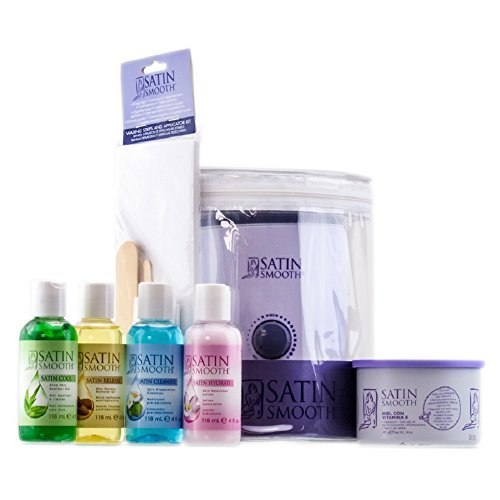 (SATIN SMOOTH Student Wax Kit by Satin Smooth)