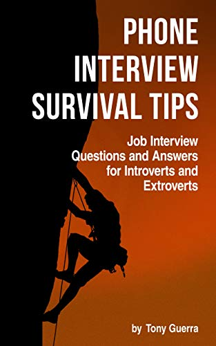 Amazon com: Phone Interview Survival Tips: Job Interview