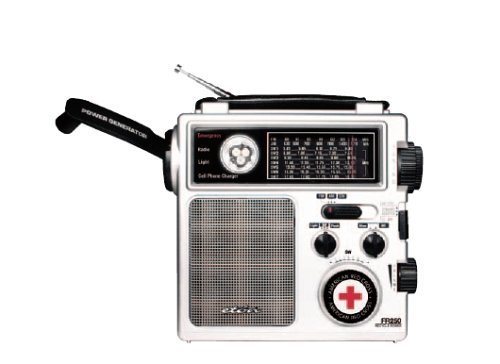 American Red Cross Fr250 Emergency Radio  Discontinued By Manufacturer
