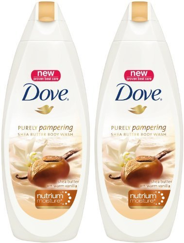 Dove Body Wash Nutrium Moisture - 5
