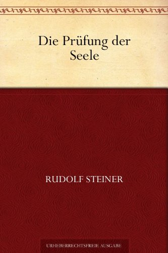 Die Prüfung der Seele (German Edition)