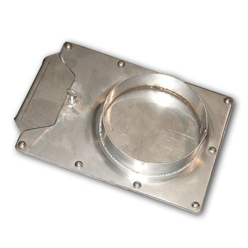 3'' Diameter (Stainless Steel) Industrial Grade Fabricated Blast Gate