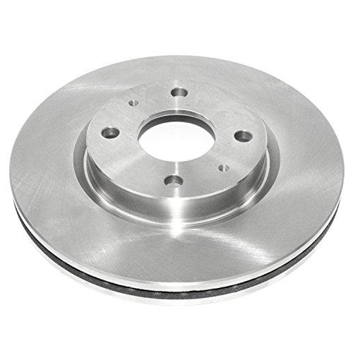 (DuraGo BR900580 Front Vented Disc Brake Rotor)