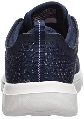 Para Ultra White mirab Skechers Azul Evolution Go Zapatillas Mujer Nvw navy Walk tHvYgqw