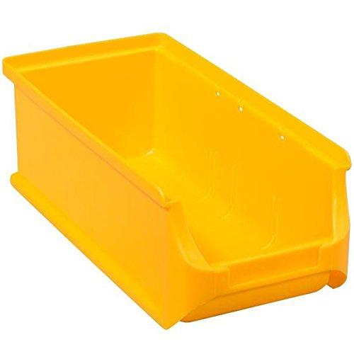 Allit 456232 Bac /à bec Taille 2L 215x102x75mm jaune,