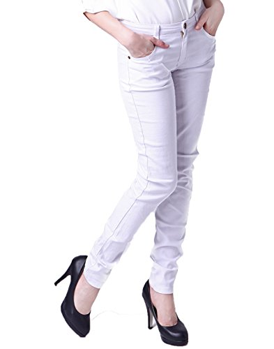 HDE Womens Jeggings Pocket Stretch