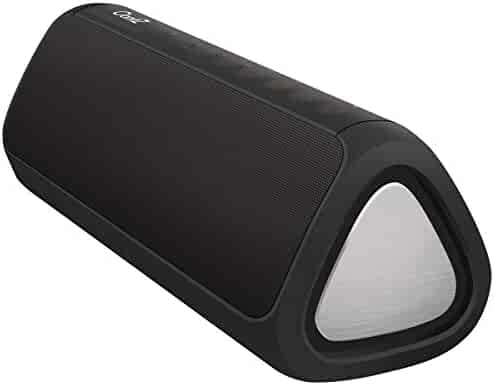 OontZ Angle 3XL ULTRA : Portable Bluetooth Speaker, Enhanced Bass 24 Watts Power Louder Volume Superior Sound, 100ft Wireless Range, Play Two Together for Music in Awesome Dual Stereo IPX5 SplashProof