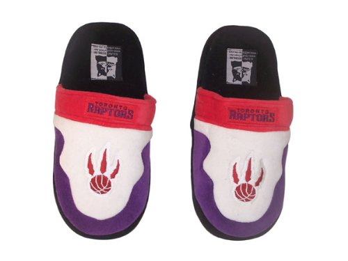 Happy Feet - Toronto Raptors - Scuff Slippers