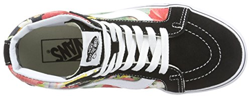 Vans Shoes Hi Checkerboard Skate SK8 Black VN0A2XSBLVL 50th White True Ceramic Reissue aw8aqrg