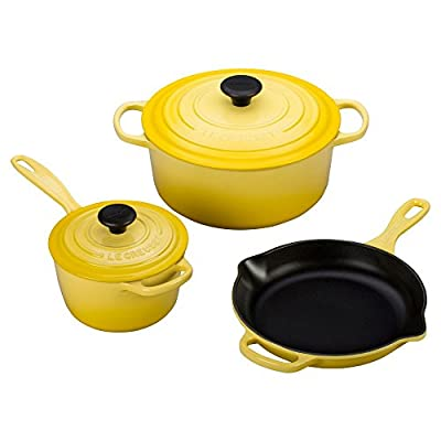 Le Creuset of America 5 Piece