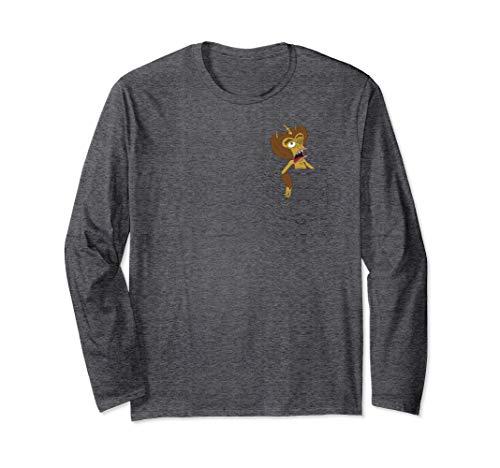 - Netflix Big Mouth Pocket Monster Long Sleeve T-shirt