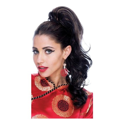 Lexi Ponytail - Lexi Ponytail Wig Hairpiece Costume