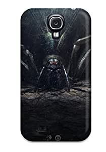New Tpu Hard Case Premium Galaxy S4 Skin Case Cover(desktop Artwork)