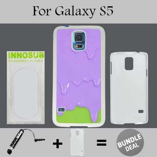 galaxy s5 melting ice cream case - 2
