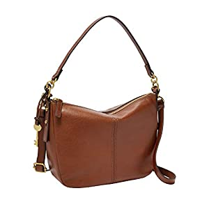 Fossil Women's Jolie Leather Crossbody Purse Handbag