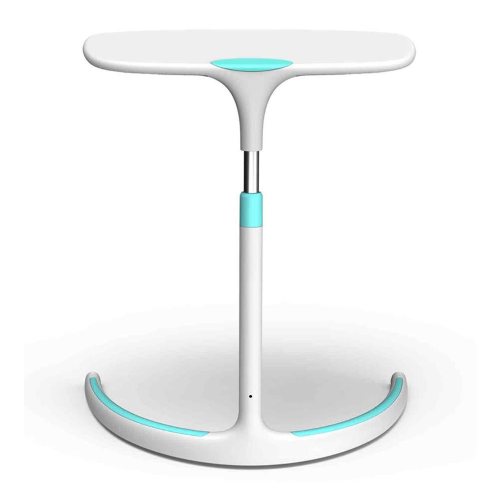 salida de fábrica Azul LVZAIXI Mesa Plegable Escritorio de Escritura de la la la Tabla de cabecera de la Familia del Ordenador portátil de los Materiales de la projoección del Medio Ambiente del ABS de la Tabla (Color   naranja)  ahorra hasta un 50%