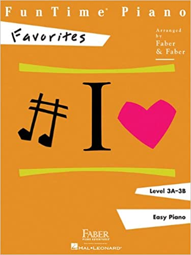 funtime piano level 3a 3b book set 5 book set classics favorites hymns ragtime marches and christmas books