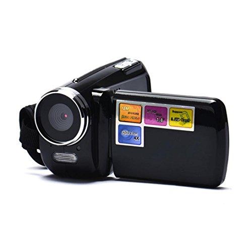 Digital Video Camera, Blueseao 1.8 Inch TFT 4X Digital Zoom Mini Video Camera US STOCK