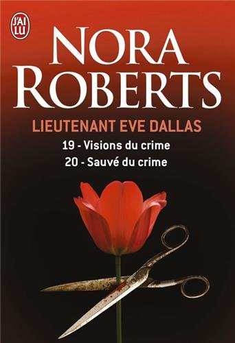 J. D. Robb - In Death Series: Books 19-20: Visions in Death, Survivor in Death - Book  of the In Death