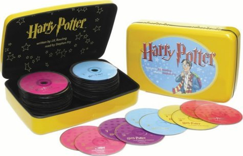 Harry Potter Audio CD Collection 1-5: WITH Harry Potter and the