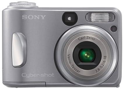 amazon com sony cybershot dscs60 4 1 mp digital camera with 3x rh amazon com Sony Operating Manuals Sony Operating Manuals ICD-UX523