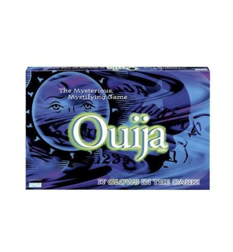Ouija, It Glows in the Dark