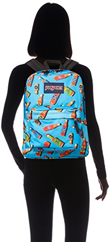JanSport Unisex SuperBreak Hot Sauce One Size by JanSport (Image #4)