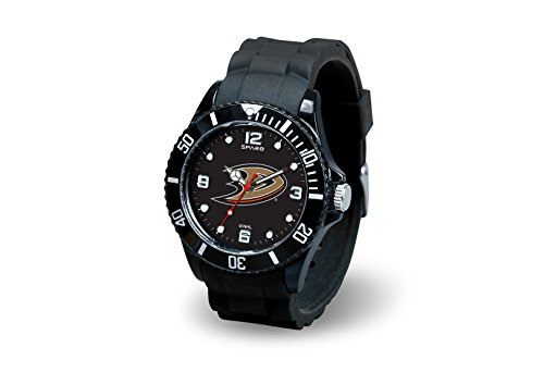 Rico Industries NHL Anaheim Ducks Spirit Watch - Anaheim Ducks Merchandise