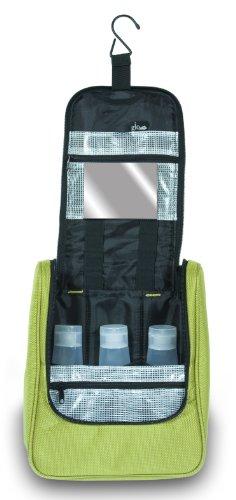 The Glo Bag Hanging Cosmetic Bag Lime Green